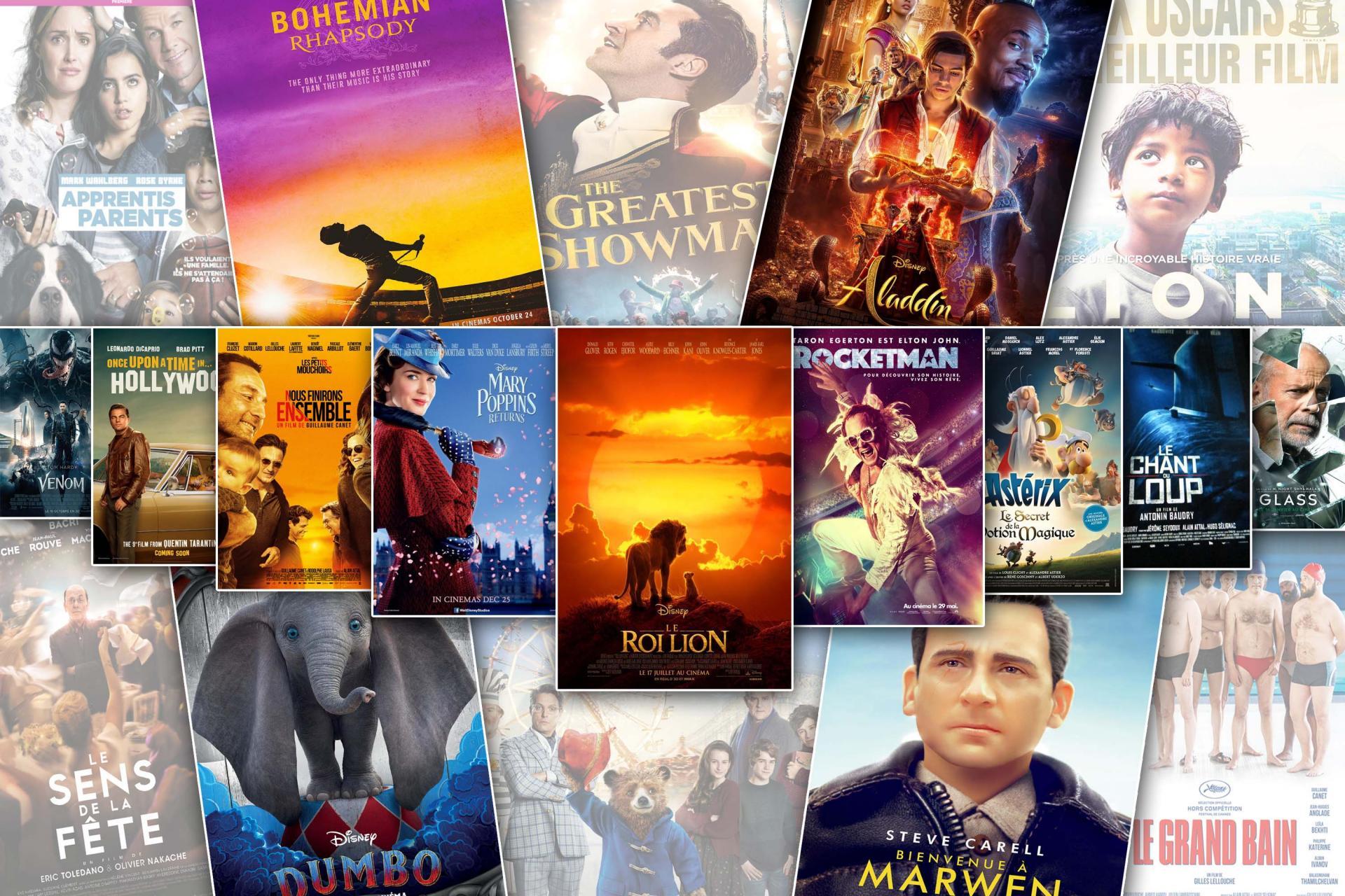 LES FILMS 2020